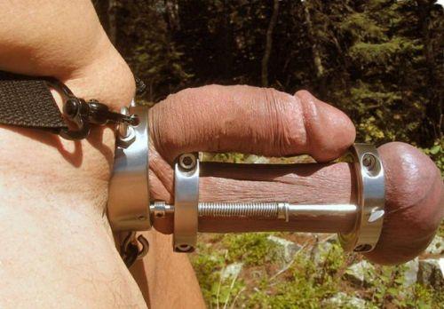 Un alargador de cojones