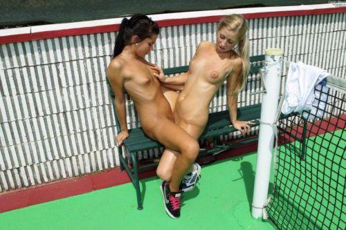 Las recoge pelotas después de Roland Garros….