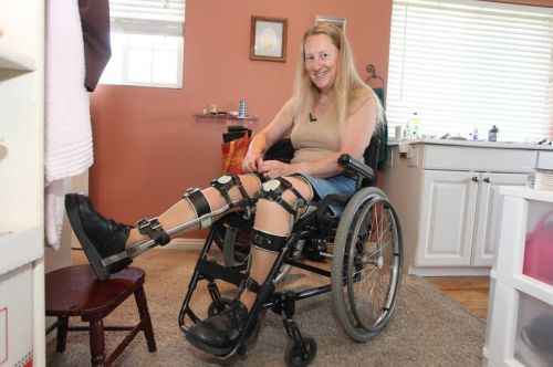 Parapléjica porque quiero