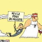 Imagen No a la pena de muerte