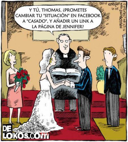 Parejas en Facebook