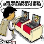 Imagen Matrimonios en Facebook