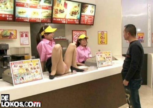 El Burguer King de Japon tiene mejores menus que en españa