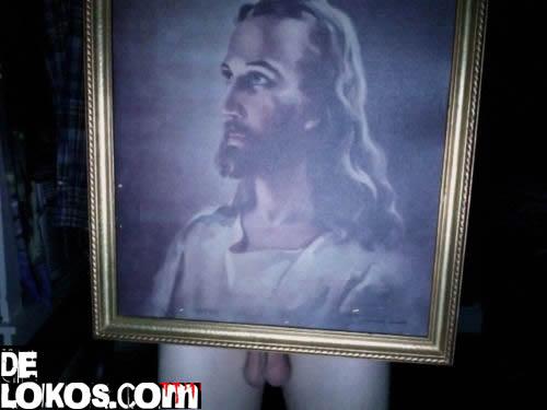 el cristo de los santos cojones