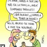 Imagen Uno mas en la familia