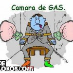 Imagen Camara de Gas