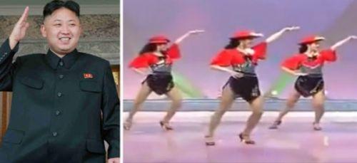 Vídeo 'porno' por el que fusilaron a la exnovia de Kim Jong-un