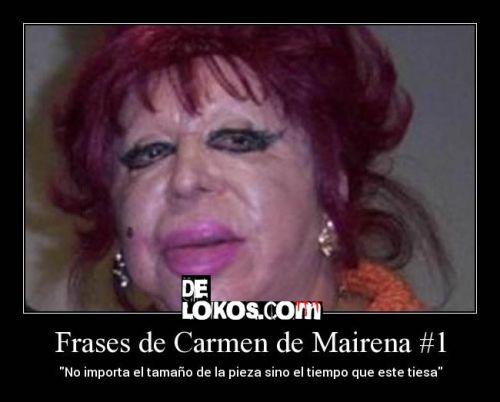 Frases Carmen de Mairena
