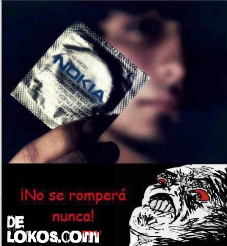 Condones Nokia