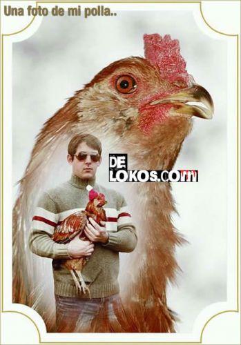 Una Foto de mi polla