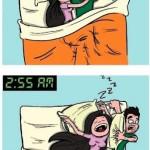 Imagen Dormir con tu pareja