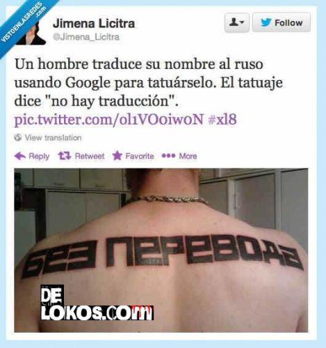 Nombres rusos para tatuar