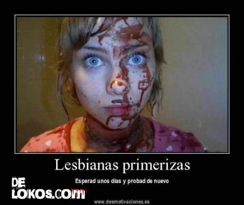 lesbianas primerizas
