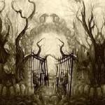 Imagen Origen de los ataúdes: juegos de terror psicológicos