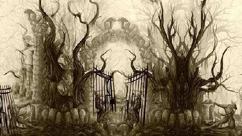 Origen de los ataúdes: juegos de terror psicológicos