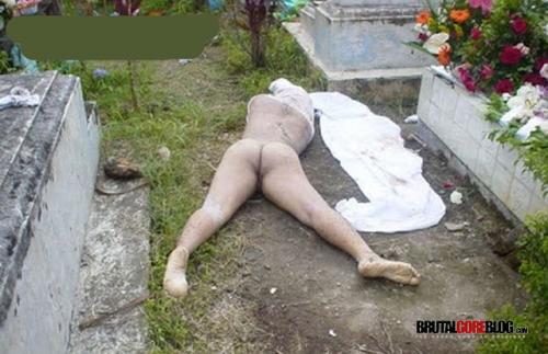 NECROFILIA: Violo a su novia, la asesino, la enterro y la volvio a violar