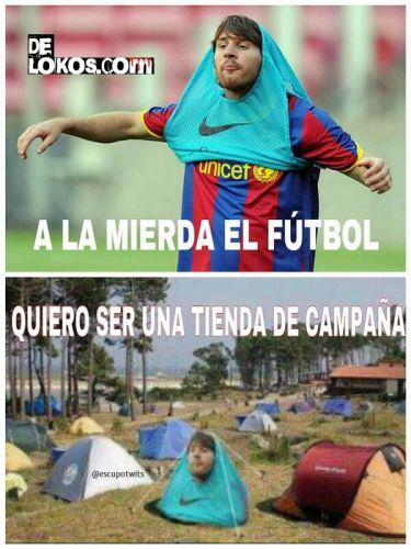 A la mierda el Futbol