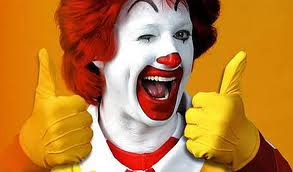 ronald mc donalds