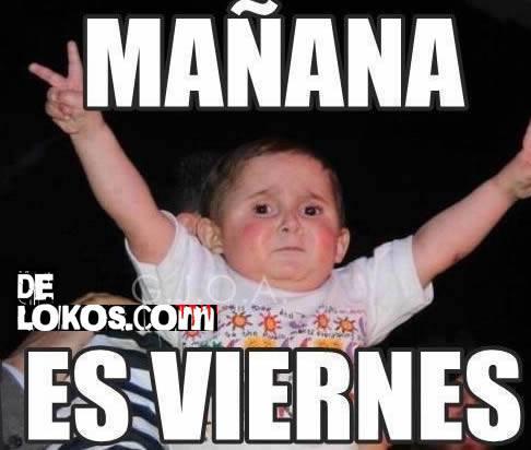Mañana Viernes