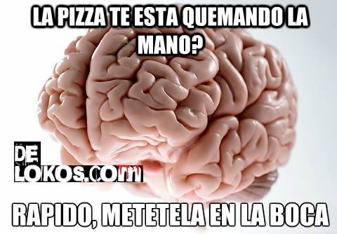 Tu cerebro te manda