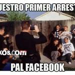 Imagen Tu Primer Arresto