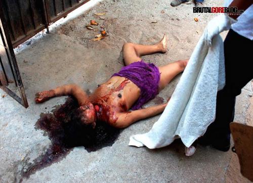 Chicas asesinadas, Muertas y Violadas