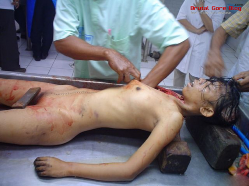 Fotos Gore Chicas muertas, Asesinadas o Violadas