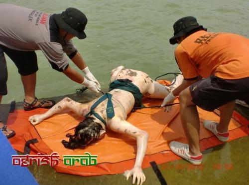 Secuestrada, violada y despues arrojada al rio