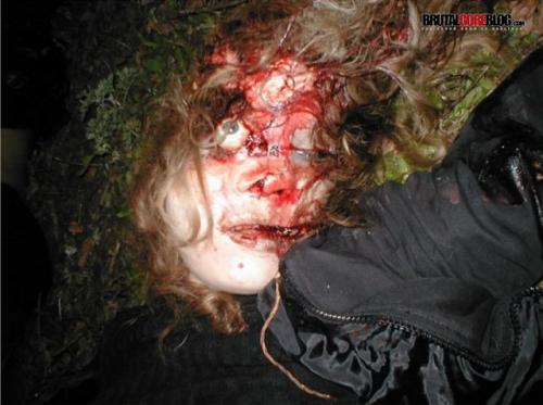 Fotos impactantes de Chicas asesinadas y violadas