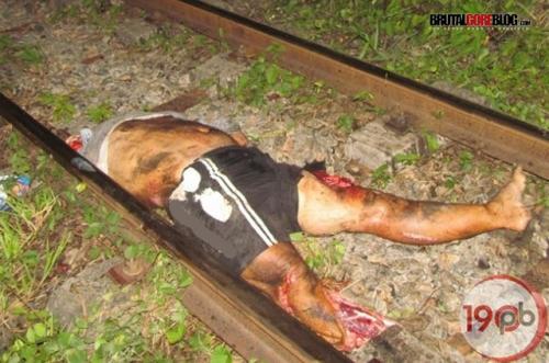 Fotos Atropellado por un tren