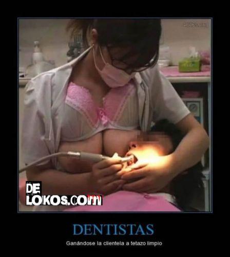 Asi voy yo tambien al dentista
