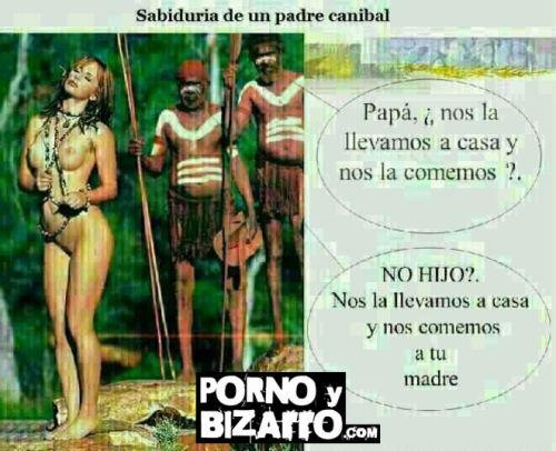 padre canibal