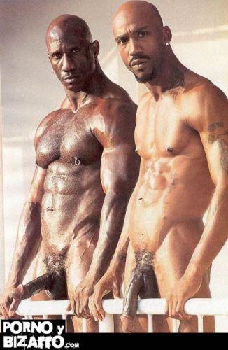 Los hermanos polla negra