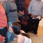 Imagen Mi hermana ama a mi abuelo y a sus amigos