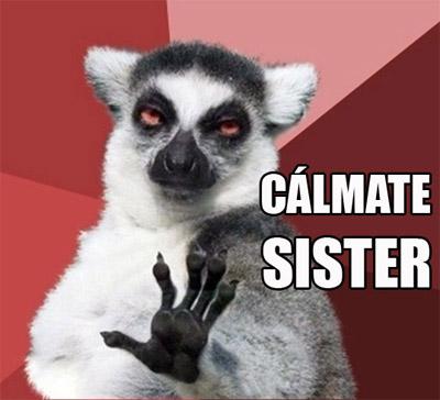calmate sister
