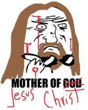 madre de dios jesu cristo