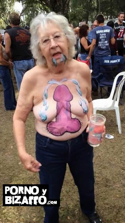 Mi abuela de Botellon