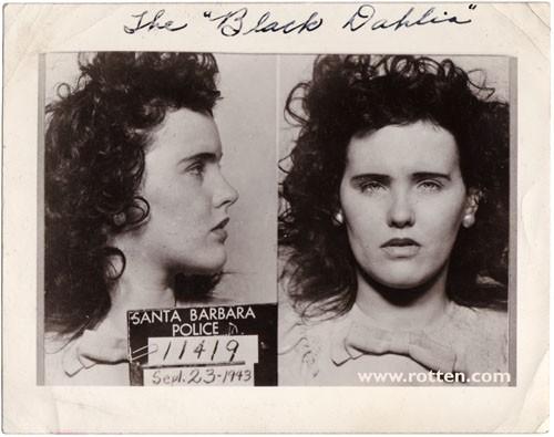 Elizabeth Short violada y descuartizada