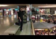 Imagen Balconing en el centro comercial