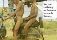 Imagen No frenes en Seco !!!!!