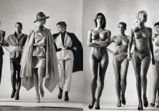 Imagen Helmut Newton, el espíritu erótico del siglo XX