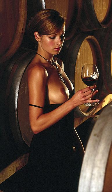 El vino tinto las pone cachondas