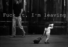 Imagen I'm leaving