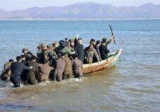 Imagen Ejército norcoreano atacando con su mayor baza