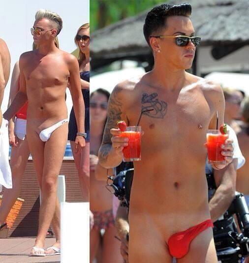 No sé si habéis visto la nueva moda de bañadores de este año. Yo ya tengo el mío.
