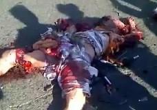 Imagen Muertos despues de un accidente de tráfico
