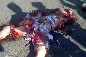 Muertos despues de un accidente de tráfico