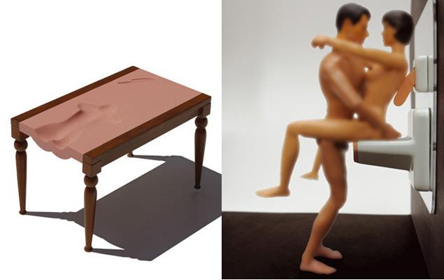 Muebles del hogar para tener sexo