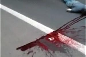 Se suicida tirandose por un puente