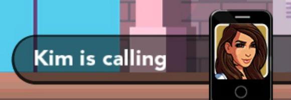 novia llamando